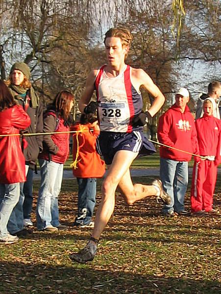 2005 Canadian XC Championships - Kurt Benninger, 9th at NCAA's, 3rd at Canadian Championships (30:29)