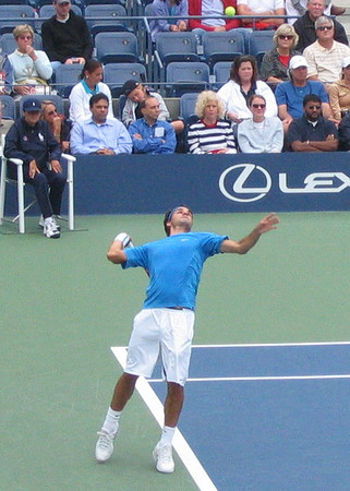 US Open 1 Sept 2006