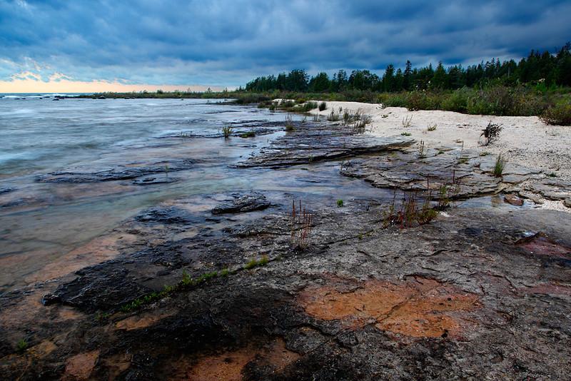 Time Forgotten - Seul Choix Point (Upper Michigan)
