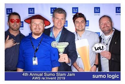 Sumo Logic 4th Annual Sumo Slam Jam 2019
