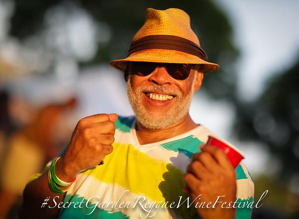 Secret Garden Reggae Wine Festival