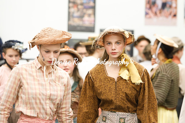 My Fair Lady:  Back Stage: All Shows