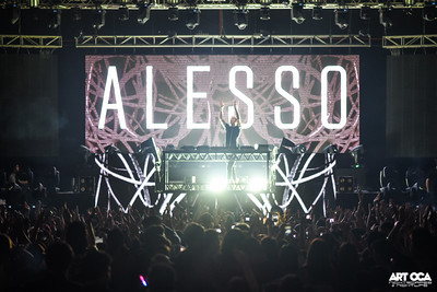 2015.9.18 - Alesso at The Palace Pool Club