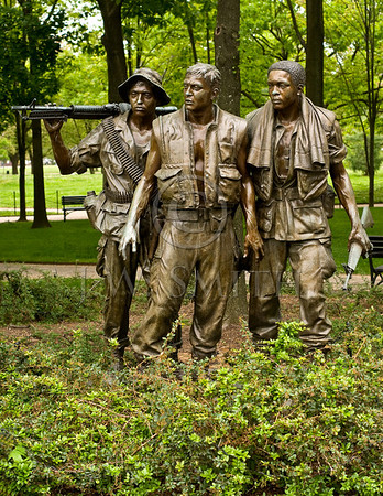 Vietnam Veterans Memorial - Pre-Restoration