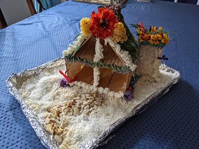 Matzo house