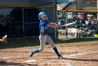 Hempfield Softball VS Norwin 4-1-2014