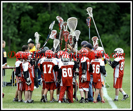 Lacrosse - OT LAX 5th and 6th Grade A&B  May, 2010