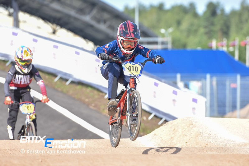 European Championships - CHALLENGE 12-   Motos