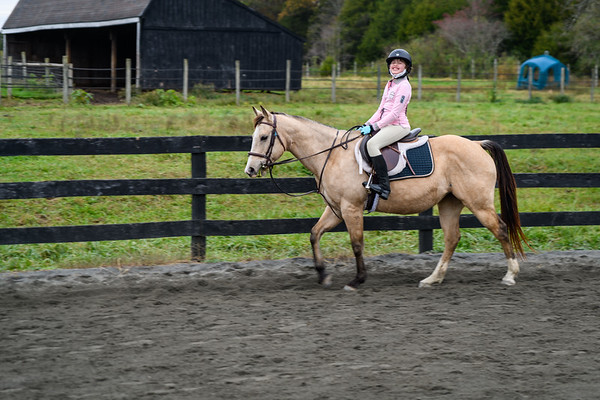 Class 3: Walk/Trot - 12 and Younger
