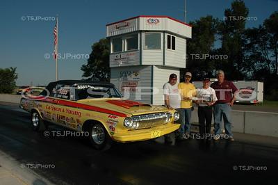 Interstate Dragways - July 1, 2005 - NHRA National Open