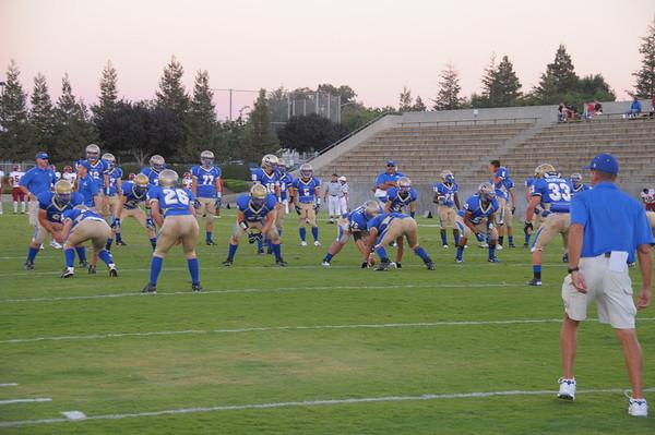 CHS Varsity Football 2010