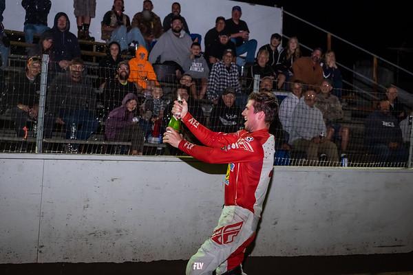 Aaron Creamer Race 2018