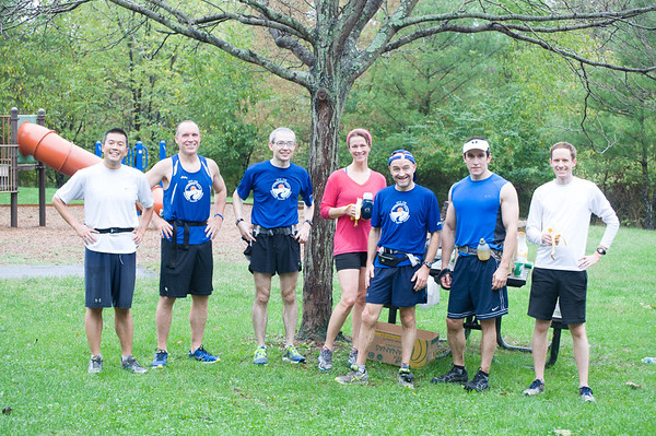 FTM Long Run # 24 Dewey Park