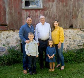 Al Pope Family