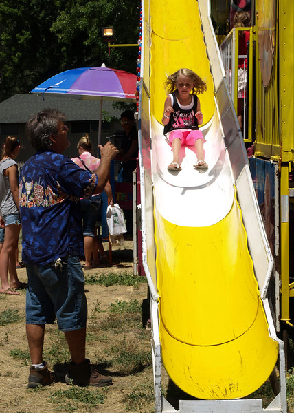 Thursday at the 2013 Lassen County Fair