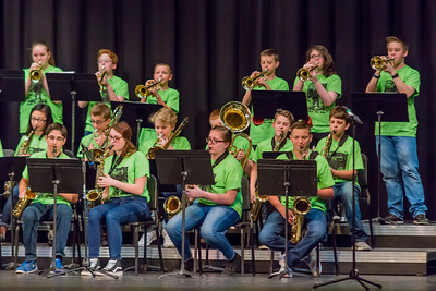 5-23-2016 Harrold Jazz Band