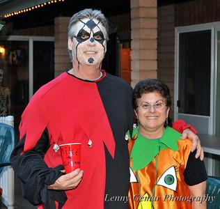 2008 Wilma's Big Top Party