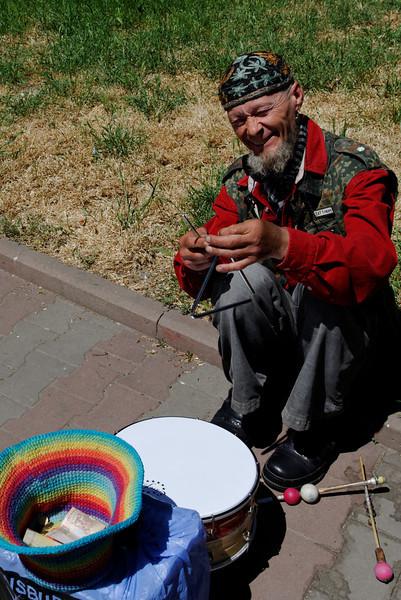 Odessa - Tatar Street Musician