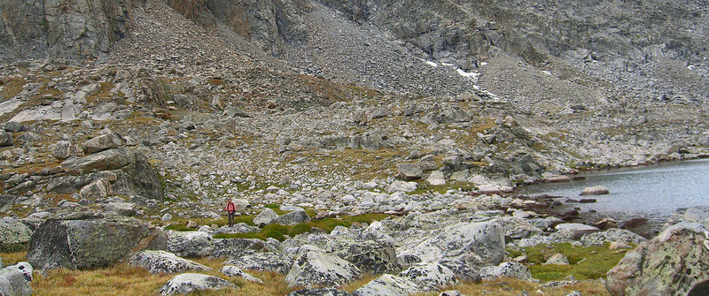 Ann crossing boulder pile.jpg