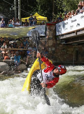 Freestyle Kayaking @ 2021 GoPro Mountain Games