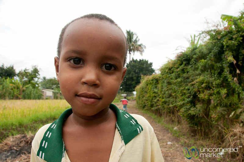 Young Boy in Mto wa Mbu, Tanzania