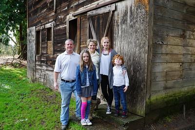 McNutt Family 2015