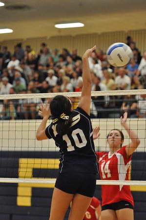 SA vs. WA freshman Volleyball