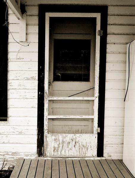 04-2004 673B Back Door Coleman Hunting Cabin.jpg