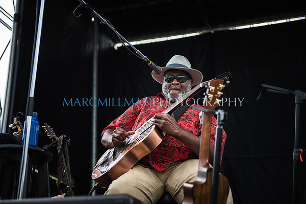 Taj Mahal @ Crawfish Fest (Sun 6/3/18)
