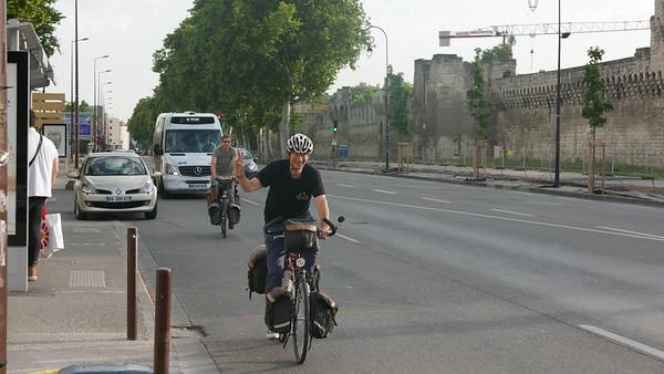 outofthewild18: Crackstour 18, Avignon - Grenoble