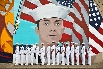 Navy Recruiters