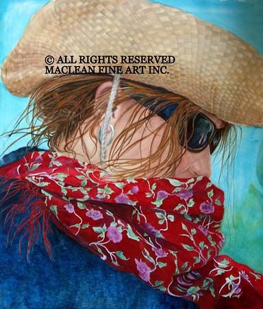 FACES & FIGURES- Watercolours