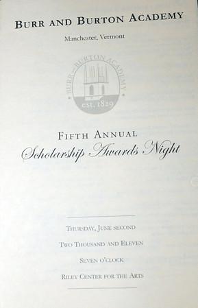 2011 BBA Scholarship Awards Night photos by Gary Baker