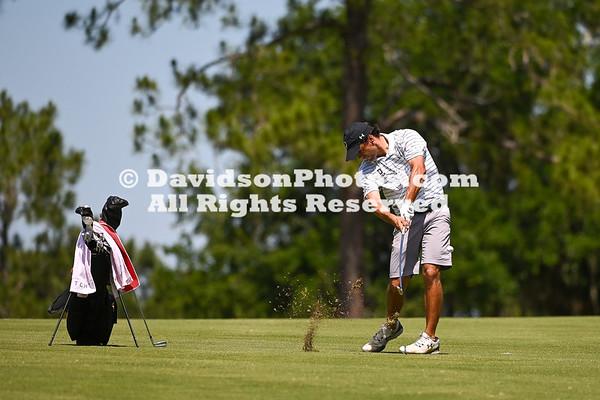 2020-21 NCAA Golf Regional Day 1