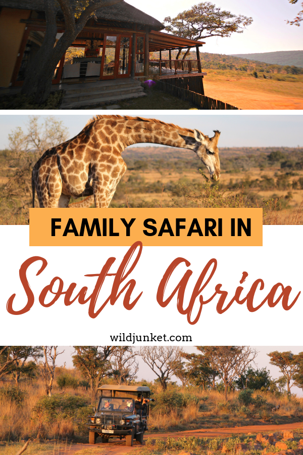 A Family Safari in South Africa
