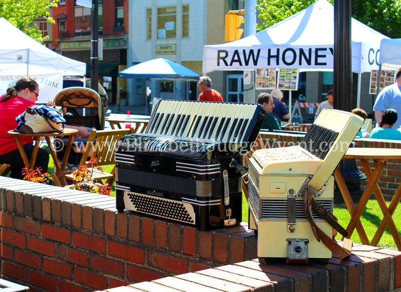 Easton Farmers Market, Easton, PA  5/4/2013