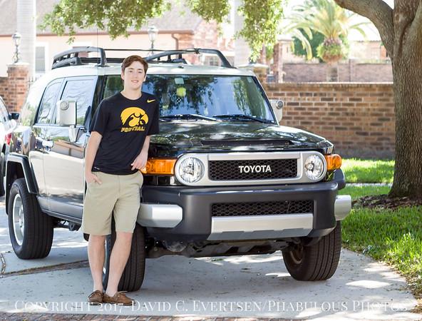Matt Workman Boone HS Class of 2017
