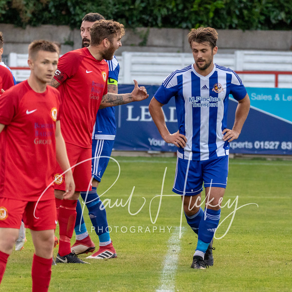 Worcester City Football Club vs Walsall Wood Football Club