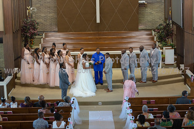 Renetta & Jeremy's Wedding