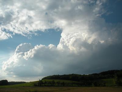 Summer Solstice 2017-Clouds