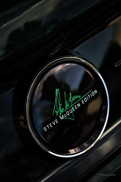Steeda Steve McQueen Limited Edition Bullitt Mustang