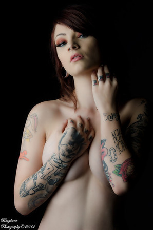 Kirbee of the Suicide Girls