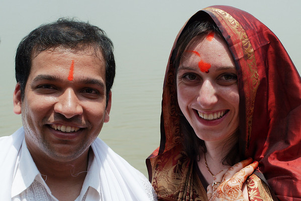 Ganga River Ceremony and Other Post Wedding Activities
