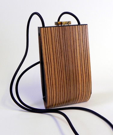 Wooden Purses by Mark Diebolt