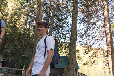 Camp by Ian Bertram