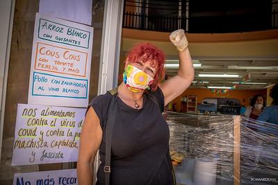 Comedor Mujeres Supervivientes _COVID19