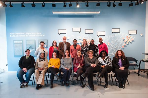 SI Arts Expanding Audiences Meeting