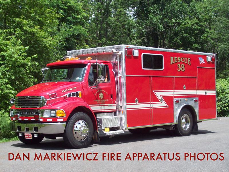 WASHINGTON FIRE CO. AMBULANCE ASSN.
