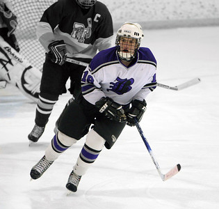 Baldwin Hockey Player #18