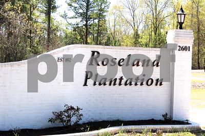 3/26/13 Roseland Plantation Historic Tour 2013 by James Bauer